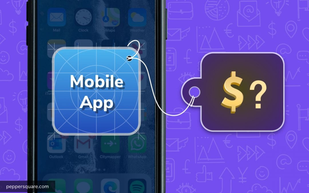 How much does it cost to build a mobile app in 2020?