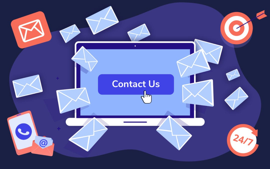Contact Us Page Design – How to Increase Leads?